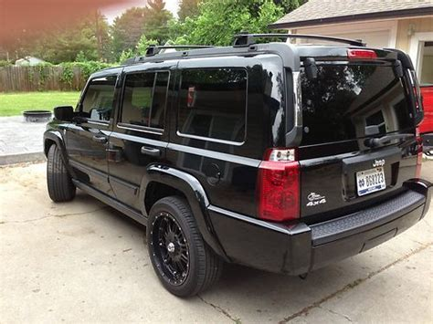 small engine repair training 2010 jeep commander electronic valve timing purchase used 2006 jeep commander base sport utility 4 door 3 7l in greenwood indiana united