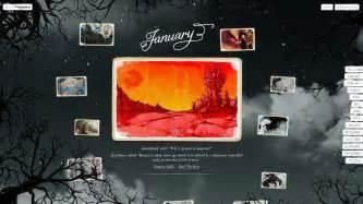 A Calendar Of Tales A Calendar Of Tales The Neighbourhood