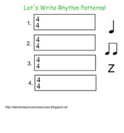 rhythmic pattern quiz pbl teaching and learning template problem based