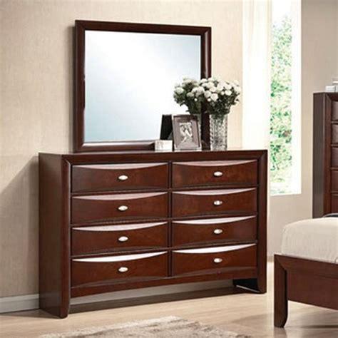 mirror finish bedroom furniture dreamfurniture com ireland black pu espresso finish