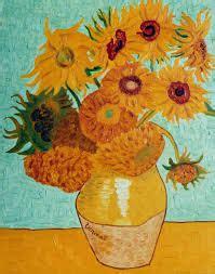 vaso con girasoli gogh vincent gogh biografia e opere d arte tuttarteonline