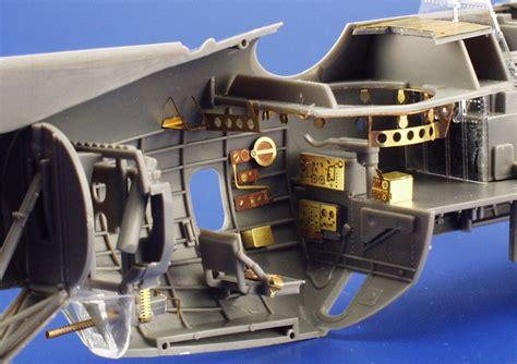 Tbf Avenger Interior by Tbf 1 Accurate Miniatures Eduard 49267
