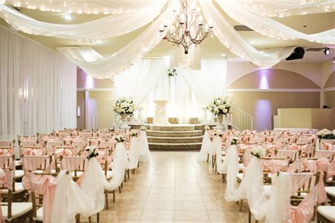Reception Wedding Halls by Villa Tuscana Reception Venue Mesa Az Weddingwire
