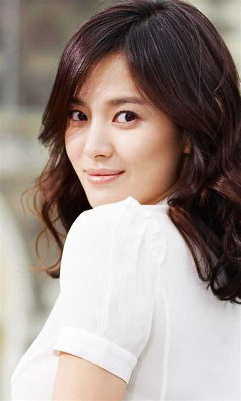 korean actress orange dress korean actress in white dress hot hd wallpapers desktop