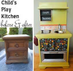Diy Kitchen Ideas Diy Child S Play Kitchen Burger