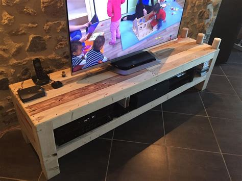 How To Build Rustic Cabinets Tv Stands From Wooden Pallet Recycled Things