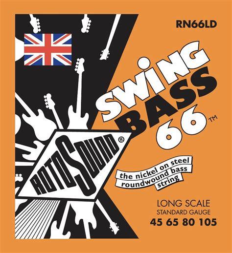 swing bass 66 rotosound swing bass 66 rn66ld 発売のお知らせ パール楽器製造