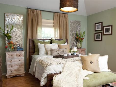 earthy bedroom ideas mint country bedroom hgtv