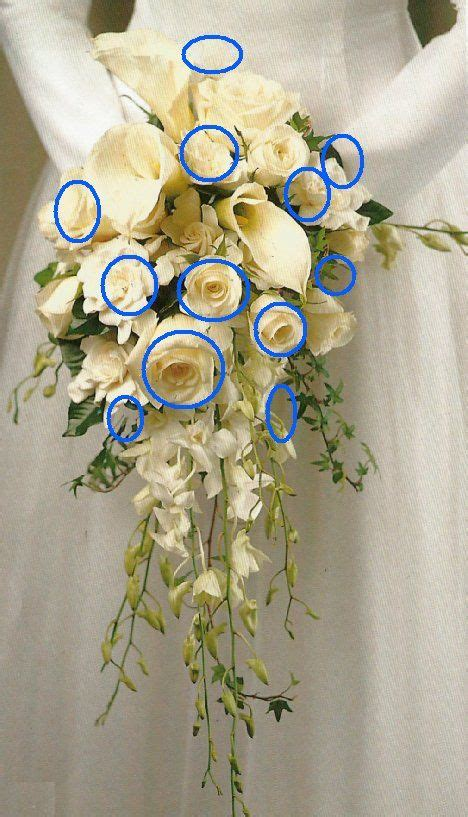 Discount Bridal Bouquets by Best 25 Cascading Bridal Bouquets Ideas On