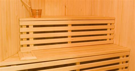 Sauna And Steam Room For Thc Detox by What Should Be Used A Sauna Or Steam Room Ehow Uk