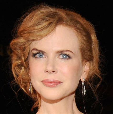 Redheads Rock Loving Nicole Kidmans New Haircut Cynthia Rose | nicole kidman messy updo a well beautiful and natural