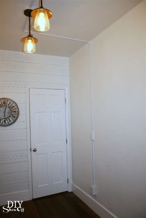Along Ceiling And Wall by Pantry Lighting Details Diy Show Diy Decorating And Home Improvement Blogdiy Show