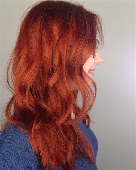 hair coloring ginger copper 25 best ideas about red orange hair on pinterest orange
