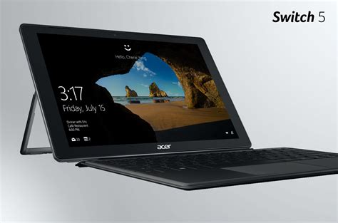 Harga Acer Switch 5 notebook acer switch 5 sw512 52 si tipis dengan