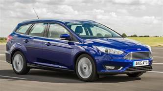 Ford Property 2017 Ford Focus Estate Review