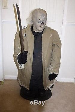 jason voorhees original halloween animated prop decoration