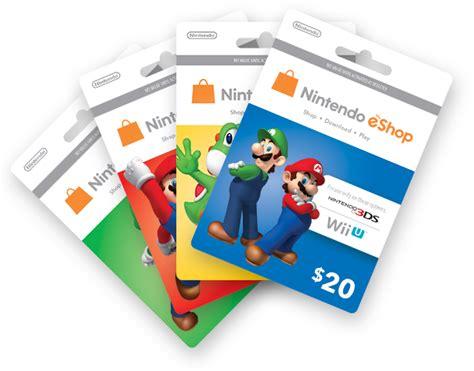 Nintendo E Shop Gift Card - nintendo eshop cards gamesq8 com