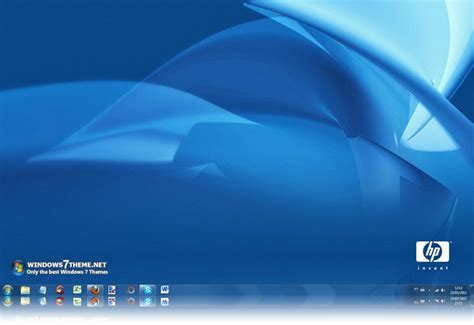 download themes for windows 7 hp hp windows 7 theme download