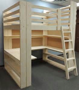 bedroom makeovers amp custom loft bunk beds
