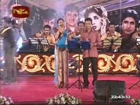 parda hata do ek phool do mali geeth madhuri musical show 2010 ek phool do mali