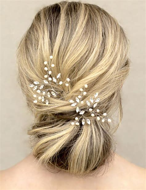 Wedding Hair Accessories Of The by Unicra Wedding Headband Hair Vine And Hair