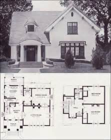 small retro house plans the carlyle storybook revival vintage house plans of