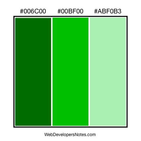green color combinations green color combinations