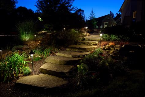 Electric Landscape Lighting Fallbrook Landscape Lighting Electrician