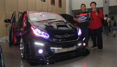 Kontes Mobil Modifikasi by Kontes Modifikasi Mobil Daihatsu Ramaikan Yogyakarta