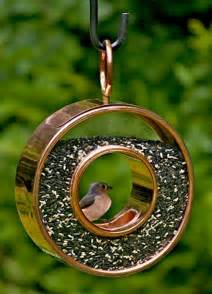 fun and unusual bird feeders