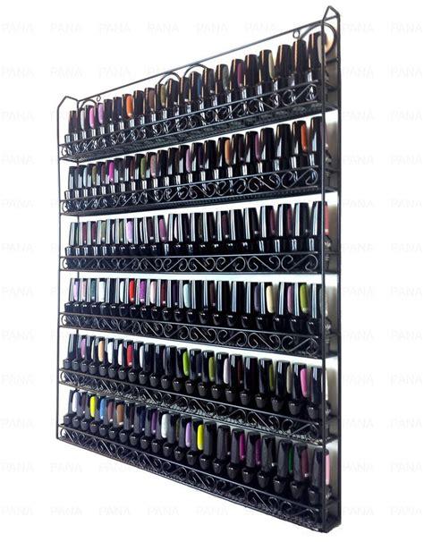 metal nail polish rack 17 best images about closet organize storage on pinterest