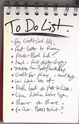 to do list in a book the planner for the modern day professional