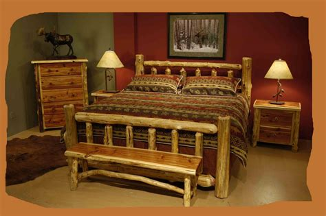 cheap wood bedroom sets bedroom cheap rustic log furniture custom made montana