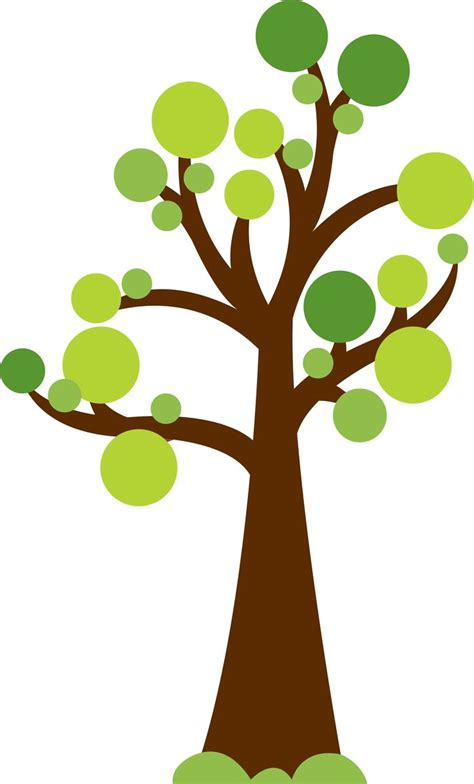 tree clipart tree clipart pencil and in color tree clipart