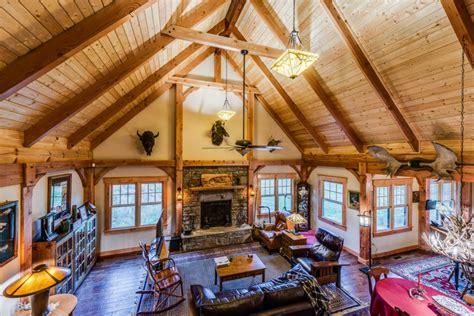 langer timber frame   vision    home