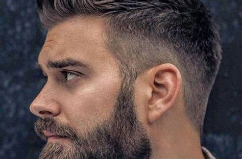 mens hairstyles haircuts 2018 trends cool beard styles 2018 men s hairstyles haircuts 2018