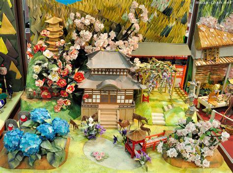 Origami Museum Japan - japan origami museum narita airport tokyo
