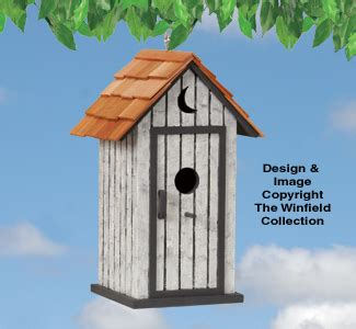 pattern for bird house simple birdhouse wood patterns outhouse birdhouse plans