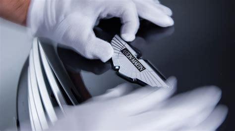 aston martin vacancies uk dealer technician apprenticeship programme