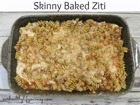 whole grain baked ziti baked ziti with ground chicken whole grain noodles