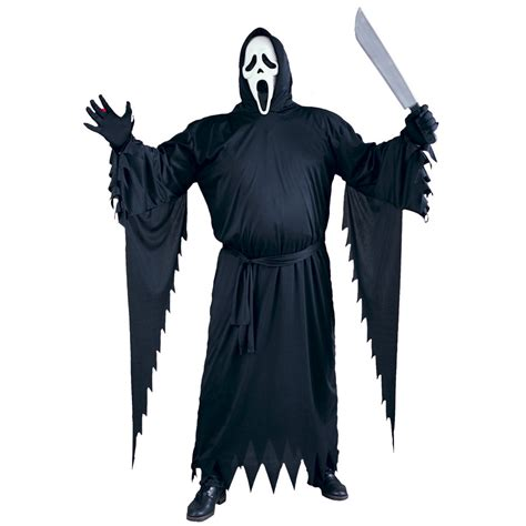 St Scream Pink Kid Vo40 plus size scream ghost costume 1007