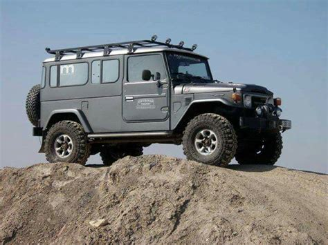 17 Best Images About Road Toyota Landcruiser Fj