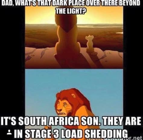 the ultimate compilation of south loadshedding