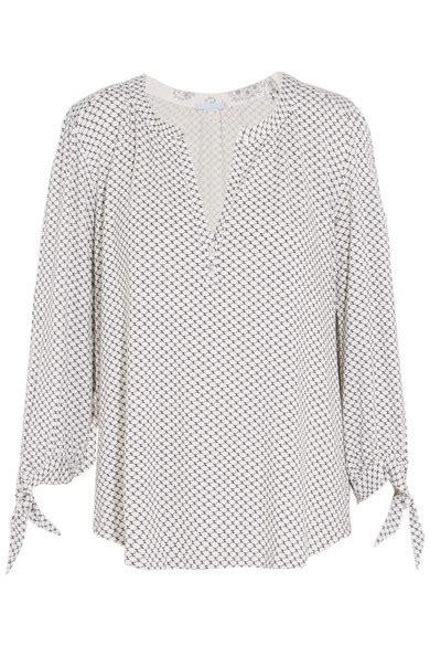 jersey pajama pattern eberjey pattern play printed stretch jersey pajama top