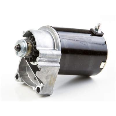 briggs & stratton starter motor (497596)