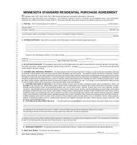 Template For Purchase Agreement by Purchase Agreement Template 12 Free Word Pdf Document