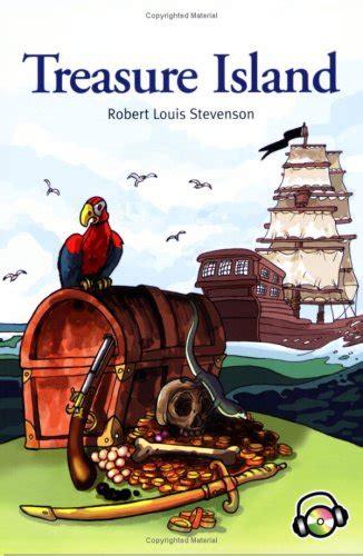 treasure island centaur classics librarika compass classic readers series treasure island level 3 with audio cd