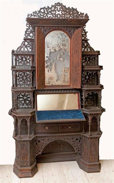 etagere antik antique fretwork folk eterger or 201 tag 232 re