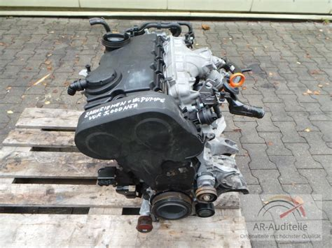 Audi A4 2 0 Tdi Turbolader Probleme by Audi A4 B7 Motor Engine 2 0 Tdi Blb 103 Kw 140 Ps 127 180 Tkm