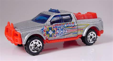 Matchbox Emergency Rescue 4x4 mb572 emergency rescue 4x4